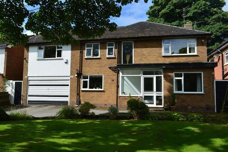 4 Bedrooms Detached House for sale in Shrewsbury Road, Claughton, CH43