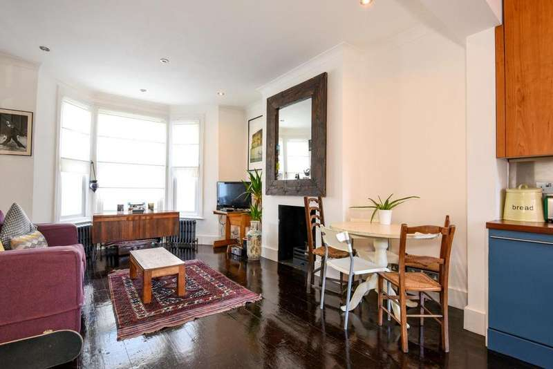2 Bedrooms Flat for sale in St. Thomas's Road, Finsbury Park