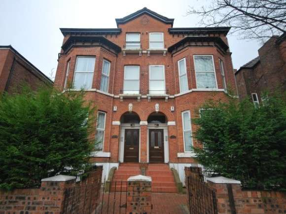 1 Bedroom Flat for rent in Mauldeth Road West, Withington, Manchester