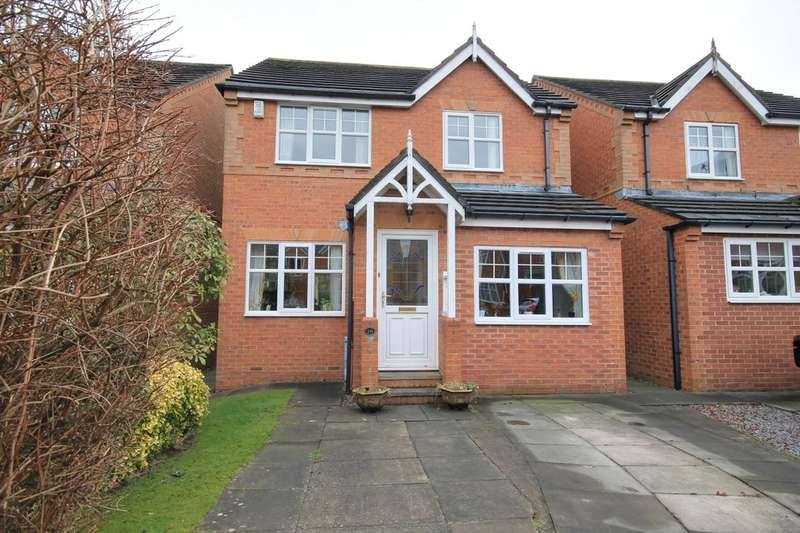 3 Bedrooms Detached House for sale in Hazel Leigh, Great Lumley, Chester Le Street, DH3