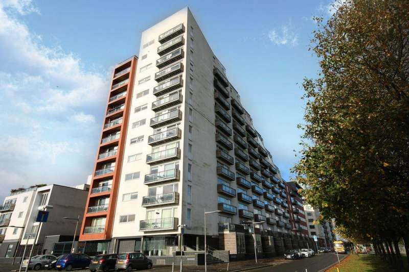 1 Bedroom Flat for sale in 6/3, 301 Glasgow Harbour Terraces, Glasgow Harbour, Glasgow, G11 6BP