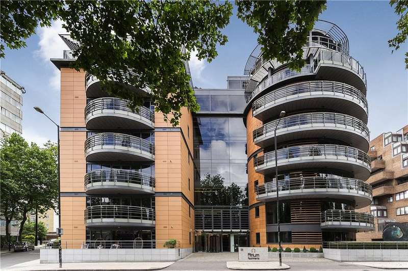 3 Bedrooms Flat for sale in Atrium Apartments, 131 Park Road, London, NW8