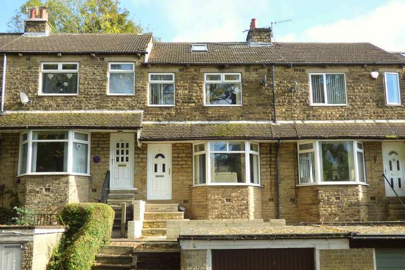 3 Bedrooms Terraced House for sale in Woodlands View, Halifax HX3