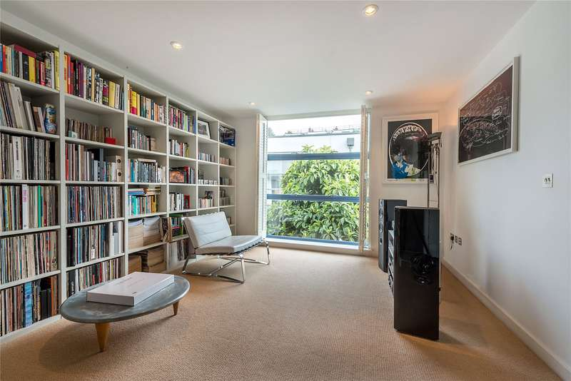 3 Bedrooms Mews House for sale in Dunworth Mews, Notting Hill, London, W11