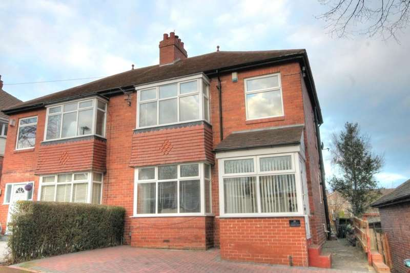 3 Bedrooms Semi Detached House for sale in Claremont Avenue, Lemington, Newcastle Upon Tyne, NE15