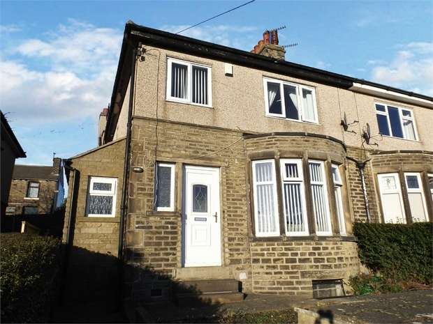 4 Bedrooms Semi Detached House for sale in Westborough Drive, Halifax, West Yorkshire