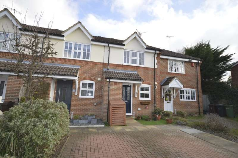 2 Bedrooms Property for sale in Armstrong Close Willowside, London Colney, St. Albans, AL2