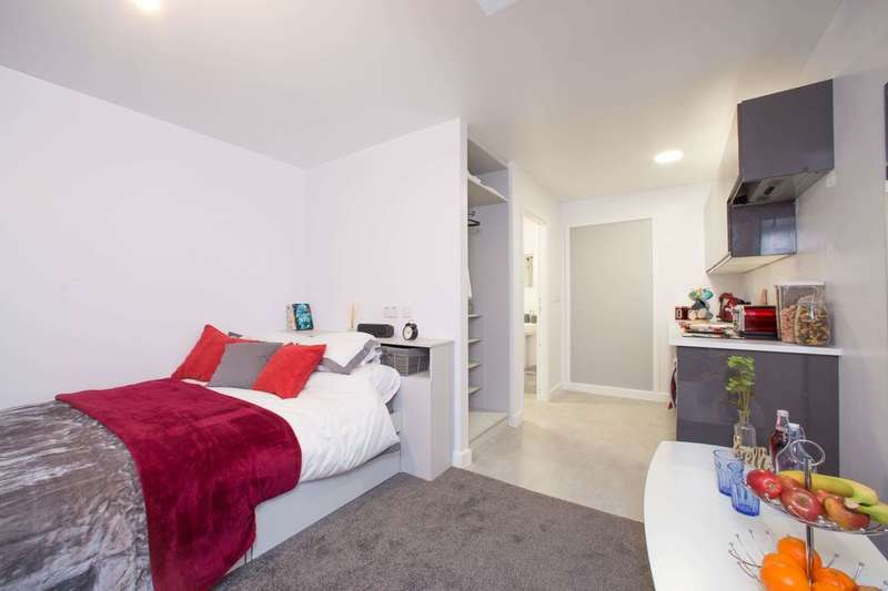 Flat for sale in Canterbury Hall St. Georges Road, Preston, PR1