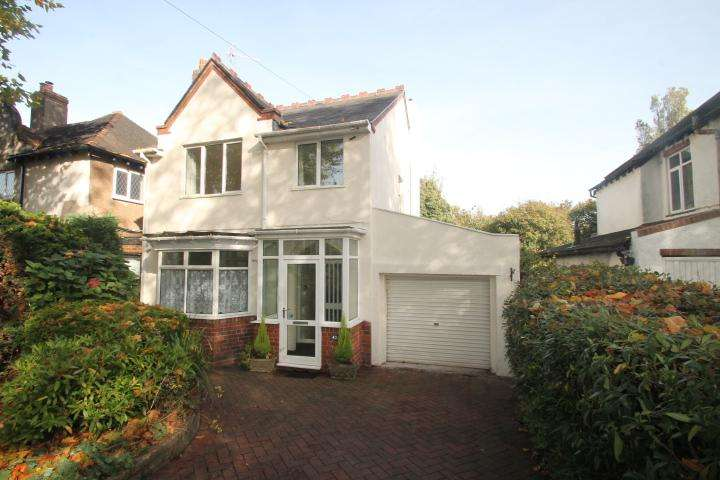 3 Bedrooms Detached House for sale in St James Road, Dudley, DY1