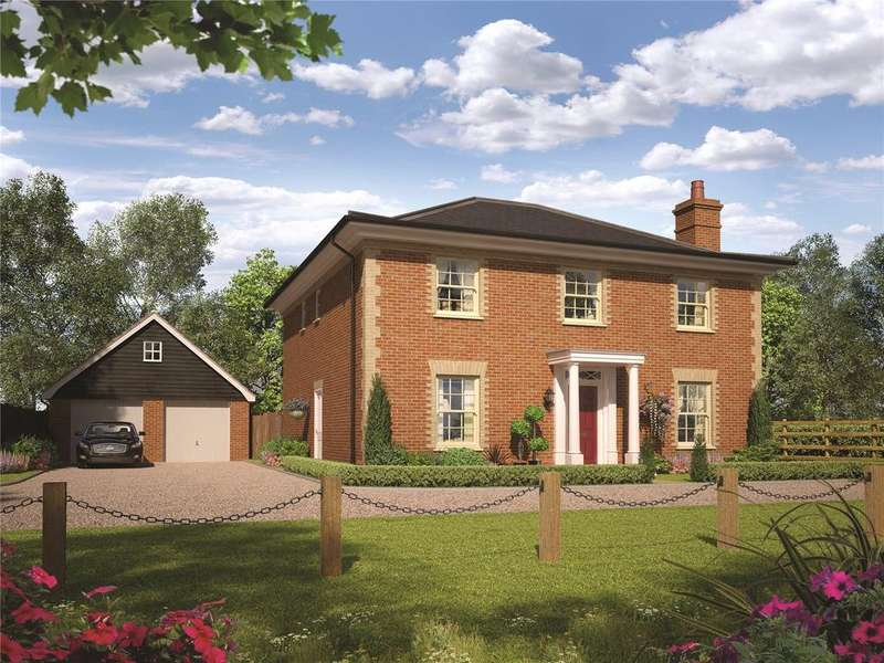 4 Bedrooms Detached House for sale in Plot 28, The Birch, The Pines, Ashe Road, Tunstall, Woodbridge, IP12