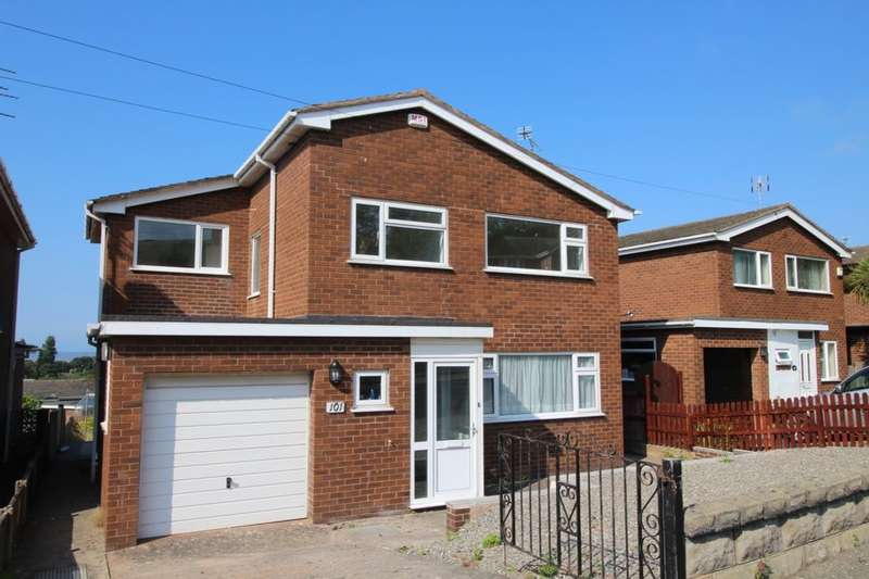 4 Bedrooms Detached House for rent in Gronant Road, Prestatyn, LL19