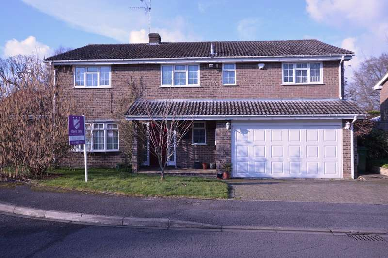 6 Bedrooms Detached House for sale in Sun Gardens, Burghfield Common, Reading, RG7