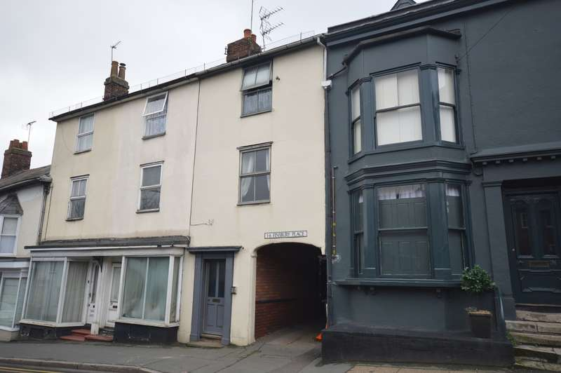 2 Bedrooms House for sale in Head Street, Halstead, CO9