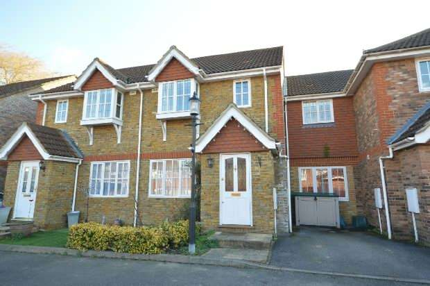 4 Bedrooms Terraced House for sale in St Catherines Close, Chessington