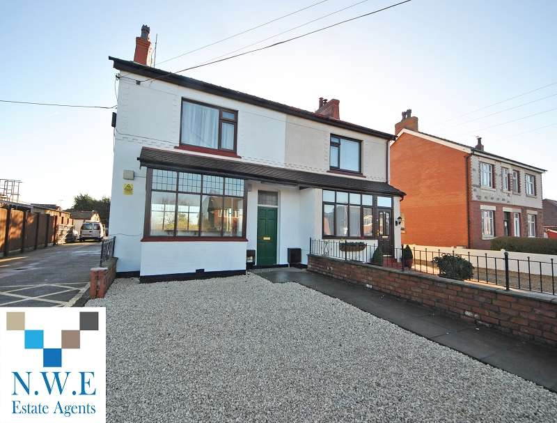 3 Bedrooms Semi Detached House for sale in Church Road, Banks, Southport, PR9