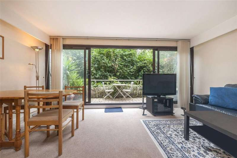 2 Bedrooms Flat for sale in Hanover Steps, St. Georges Fields, London