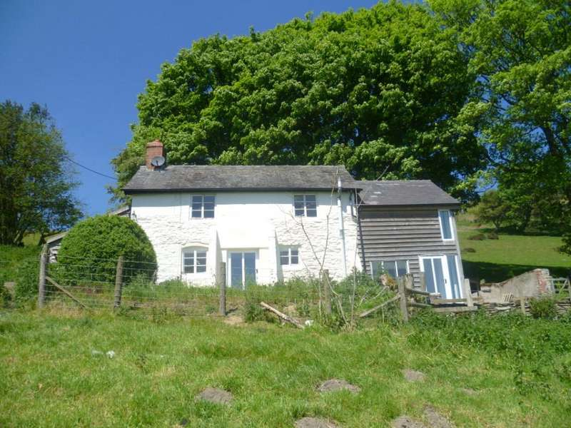 2 Bedrooms Detached House for rent in Old Radnor, Presteigne, Powys