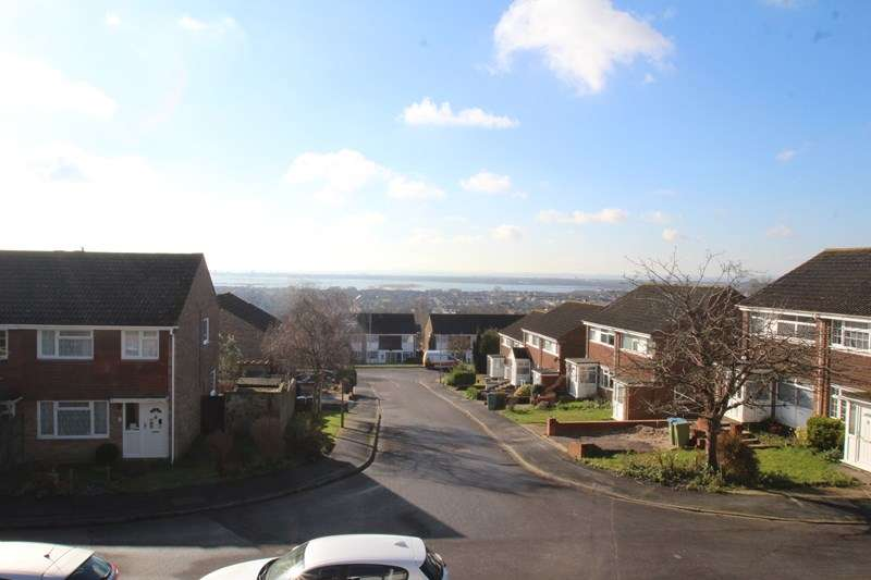 1 Bedroom Flat for rent in Weyhill Close, Fareham