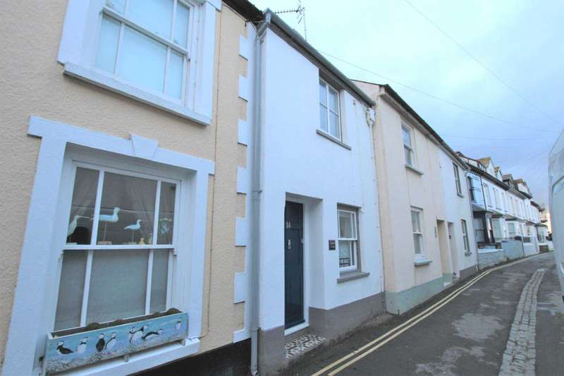 2 Bedrooms Terraced House for sale in Seahorse Cottage, Appledore