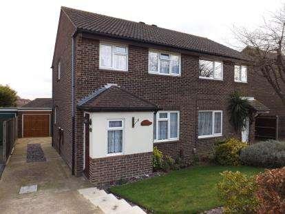 3 Bedrooms Semi Detached House for sale in Bursledon, Southampton, Hampshire