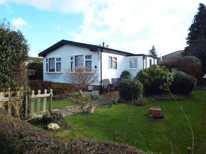 2 Bedrooms Detached House for sale in Dando Road, Denmead, Waterlooville