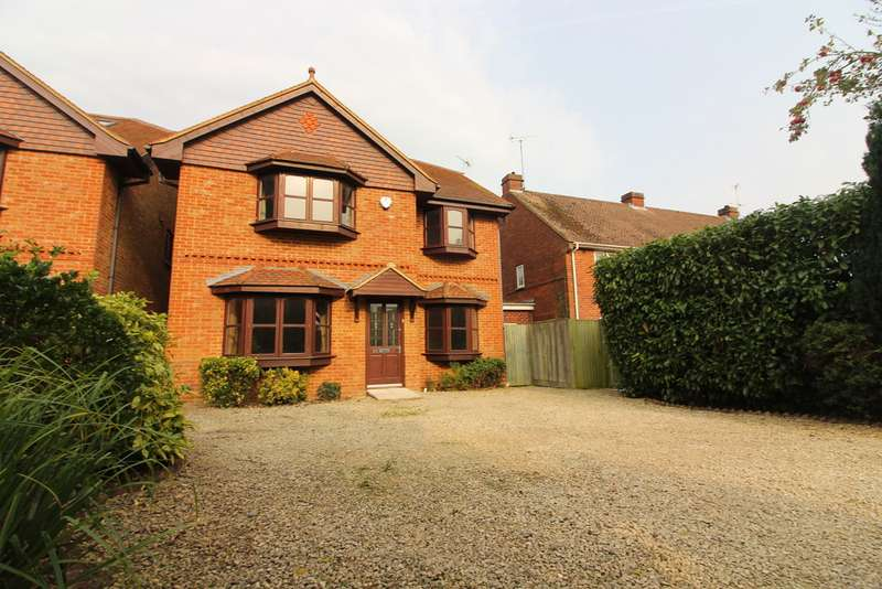 5 Bedrooms Detached House for rent in Voller Drive, Tilehurst RG31