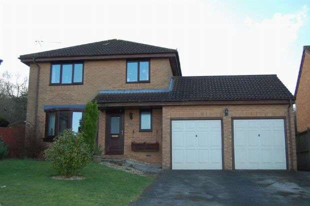 4 Bedrooms Detached House for sale in St Edmunds Close, Daventry, Northants NN11 4UE