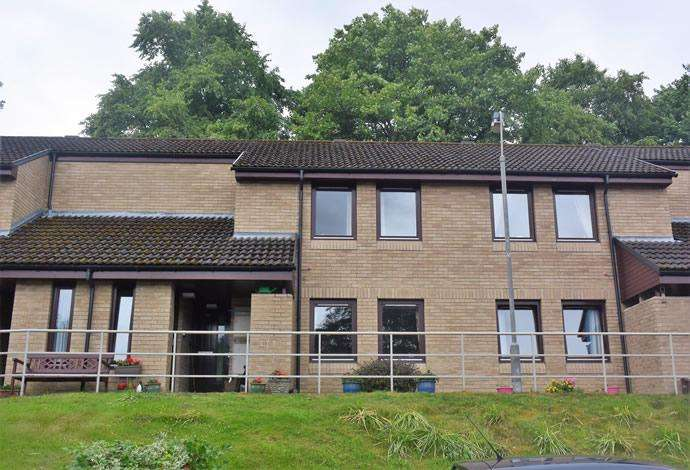 1 Bedroom Flat for sale in 19 Rose Park, Peebles, EH45 8HP
