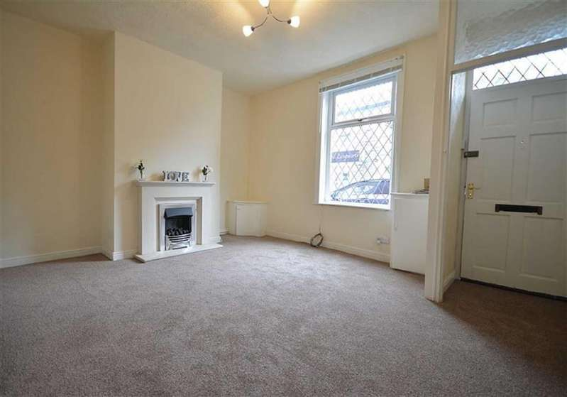 2 Bedrooms End Of Terrace House for sale in Thomas Street, Oswaldtwistle, Lancashire, BB5