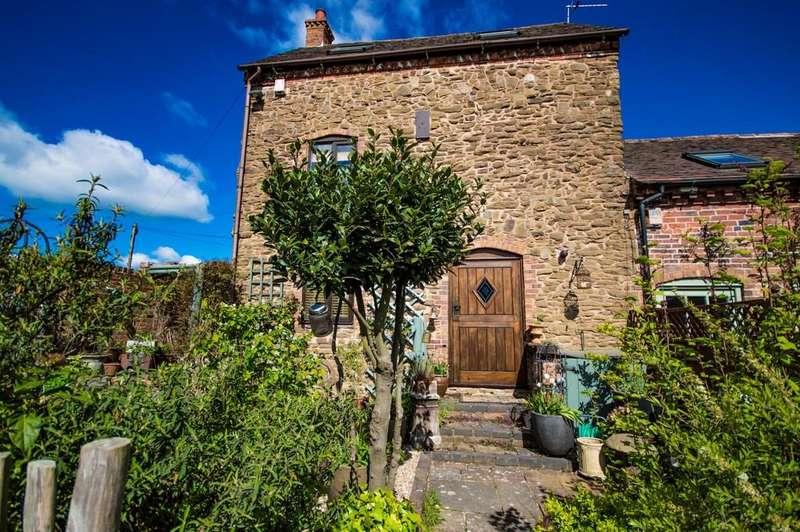 2 Bedrooms Barn Conversion Character Property for sale in Cleobury Road, Bewdley