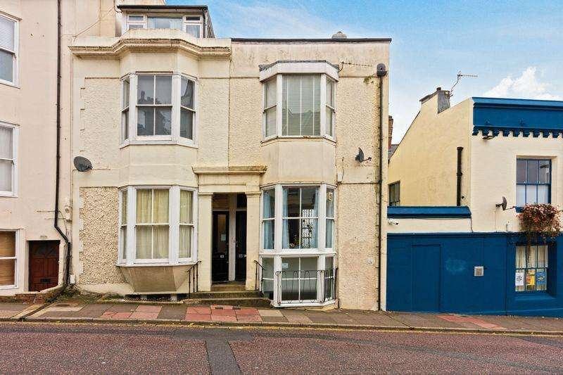 1 Bedroom Maisonette Flat for sale in Buckingham Place, Brighton