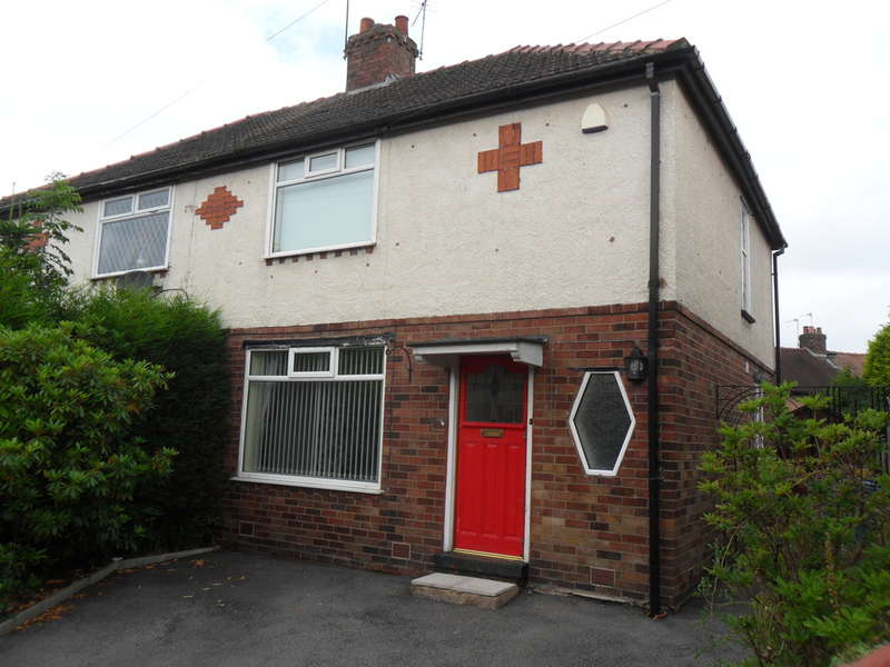 2 Bedrooms Semi Detached House for rent in Hillside Avenue, Grotton