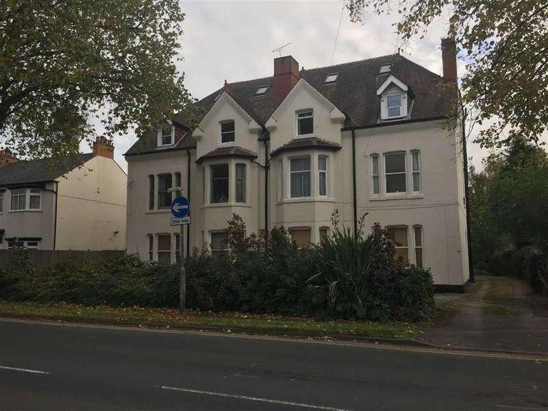 2 Bedrooms Apartment Flat for sale in Old Hinckley Road, Nuneaton, Warwickshire, CV10