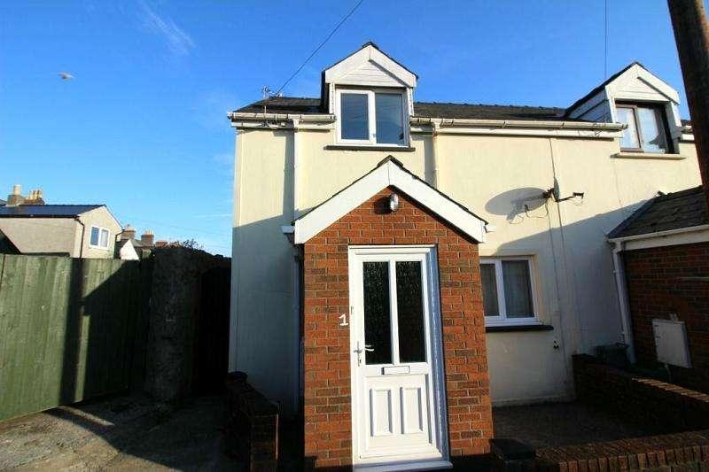 2 Bedrooms End Of Terrace House for rent in Park Lane, Pembroke Dock. SA72 6JQ