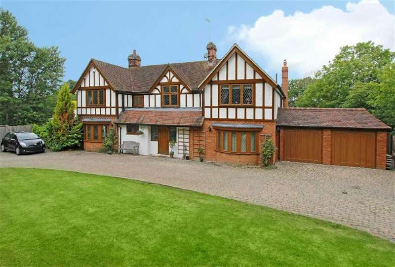 6 Bedrooms Detached House for sale in Butterfly Lane, Elstree, Hertfordshire