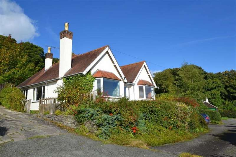 3 Bedrooms Detached Bungalow for sale in All Stretton, Church Stretton, Shropshire