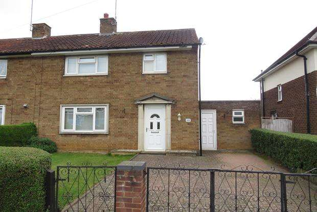 3 Bedrooms Semi Detached House for sale in Gladstone Road, Northampton, NN5