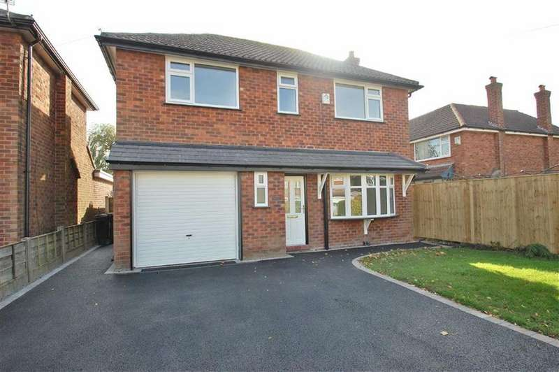 3 Bedrooms Detached House for sale in Belmont Road, Bramhall, Cheshire