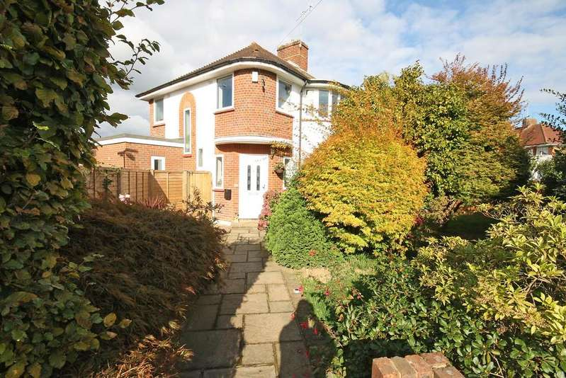 3 Bedrooms Semi Detached House for sale in Orchard Way, Reigate RH2