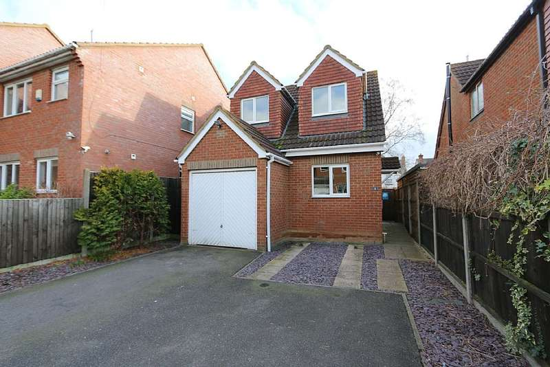 2 Bedrooms Detached House for sale in Dolphin Court North, Staines-upon-thames, Staines, Surrey, TW18 4JB