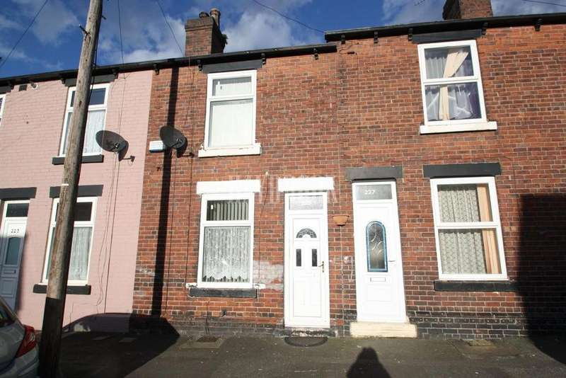2 Bedrooms Terraced House for sale in Nidd Road East, Darnall, S9