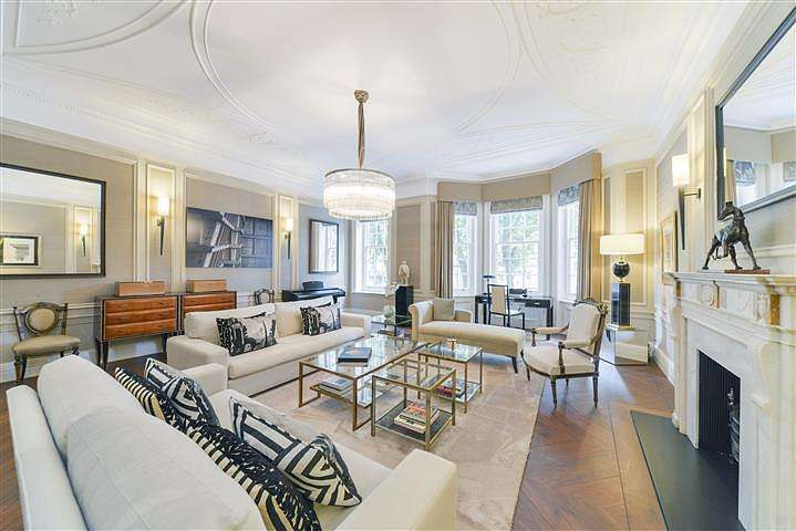 7 Bedrooms House for rent in Lygon Place, Belgravia, London, SW1W