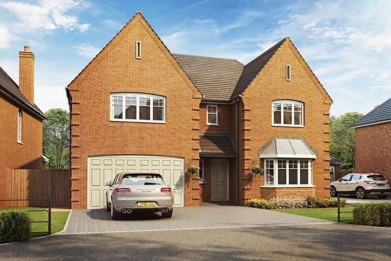 5 Bedrooms Detached House for sale in The Melbury, Southam Road, Thornley Grove, Radford Semele, CV31