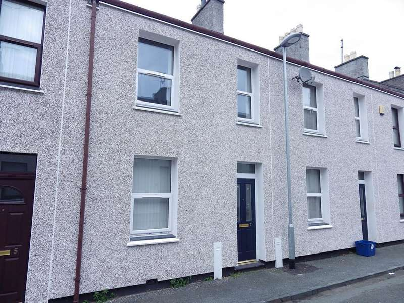 2 Bedrooms Terraced House for rent in Margret Street, Caernarfon, North Wales