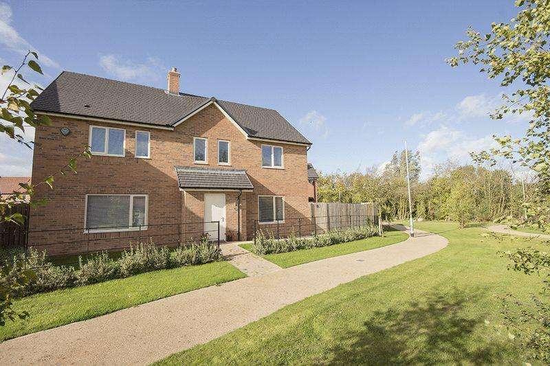 4 Bedrooms Detached House for sale in Eden Walk, Morpeth