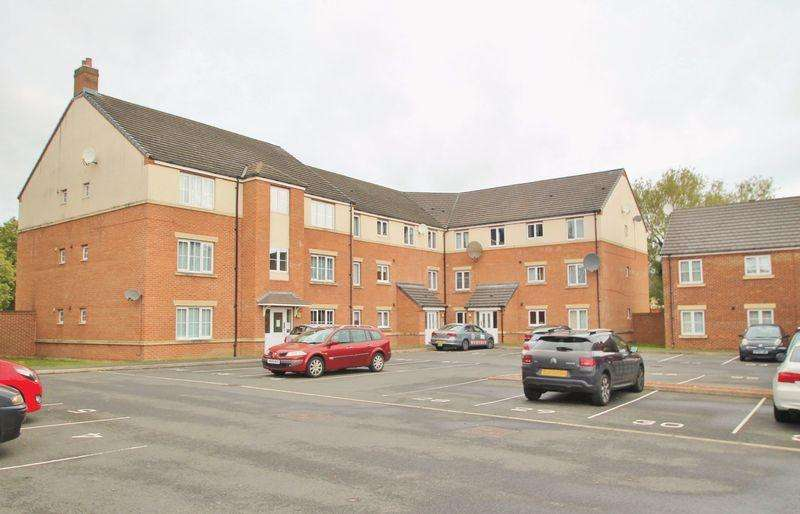 2 Bedrooms Apartment Flat for sale in Clough Close, Linthorpe
