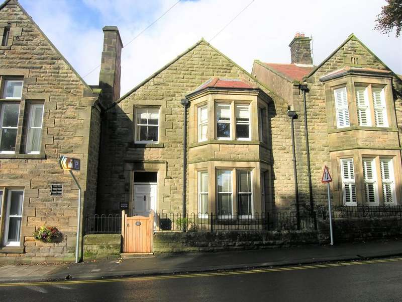 4 Bedrooms Town House for sale in Northumberland Street, Alnmouth