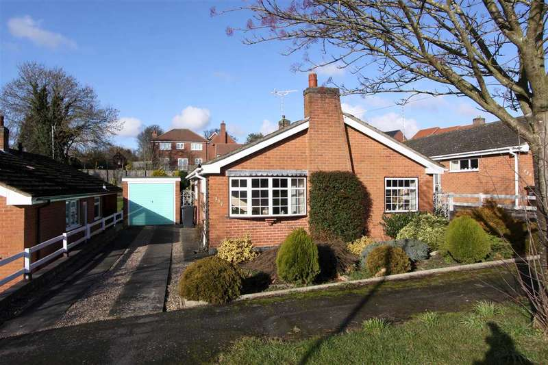 3 Bedrooms Detached Bungalow for sale in Link Road, Anstey
