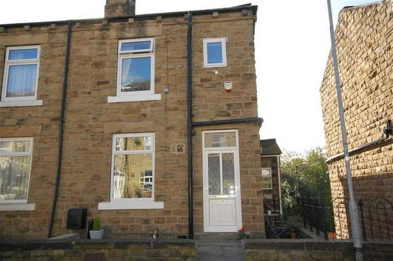 2 Bedrooms Terraced House for sale in Oaks Road, Soothill, Batley, West Yorkshire, WF17