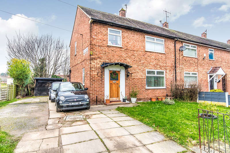 3 Bedrooms Terraced House for sale in Ashurst Road, Manchester, M22